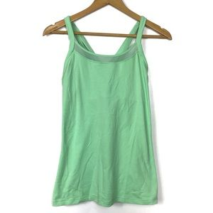Lululemon Workout Tank Top - Green / Mint Color